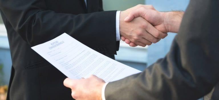 La rupture du contrat de travail par un DRH