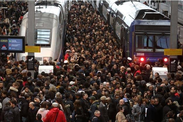 Grève SNCF, du travail pour les experts RH