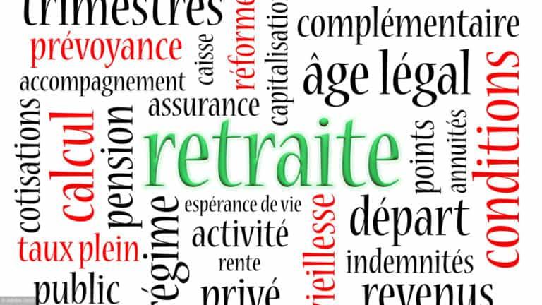 Reforme des retraites - Boost'RH