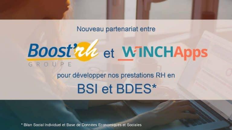 Partenariat WINCHApps Boost'RH
